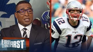 Cris Carter lays out how the Patriots should prepare to replace Tom Brady   NFL   FIRST THINGS FIRST
