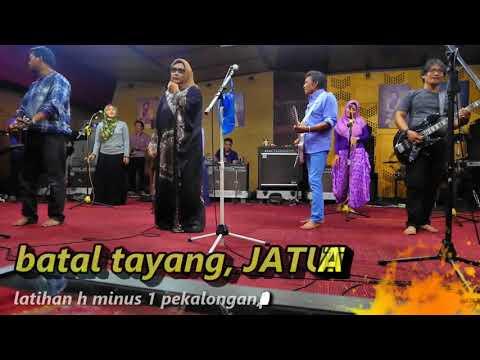 BATAL TAYANG  Live Yati Oktavia Lagu Jatuh Cinta Latihan 26 April 2018