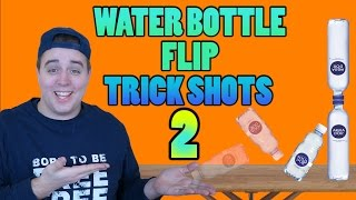 VILDE WATER BOTTLE FLIPS #2 | Guldborg FT. Moller