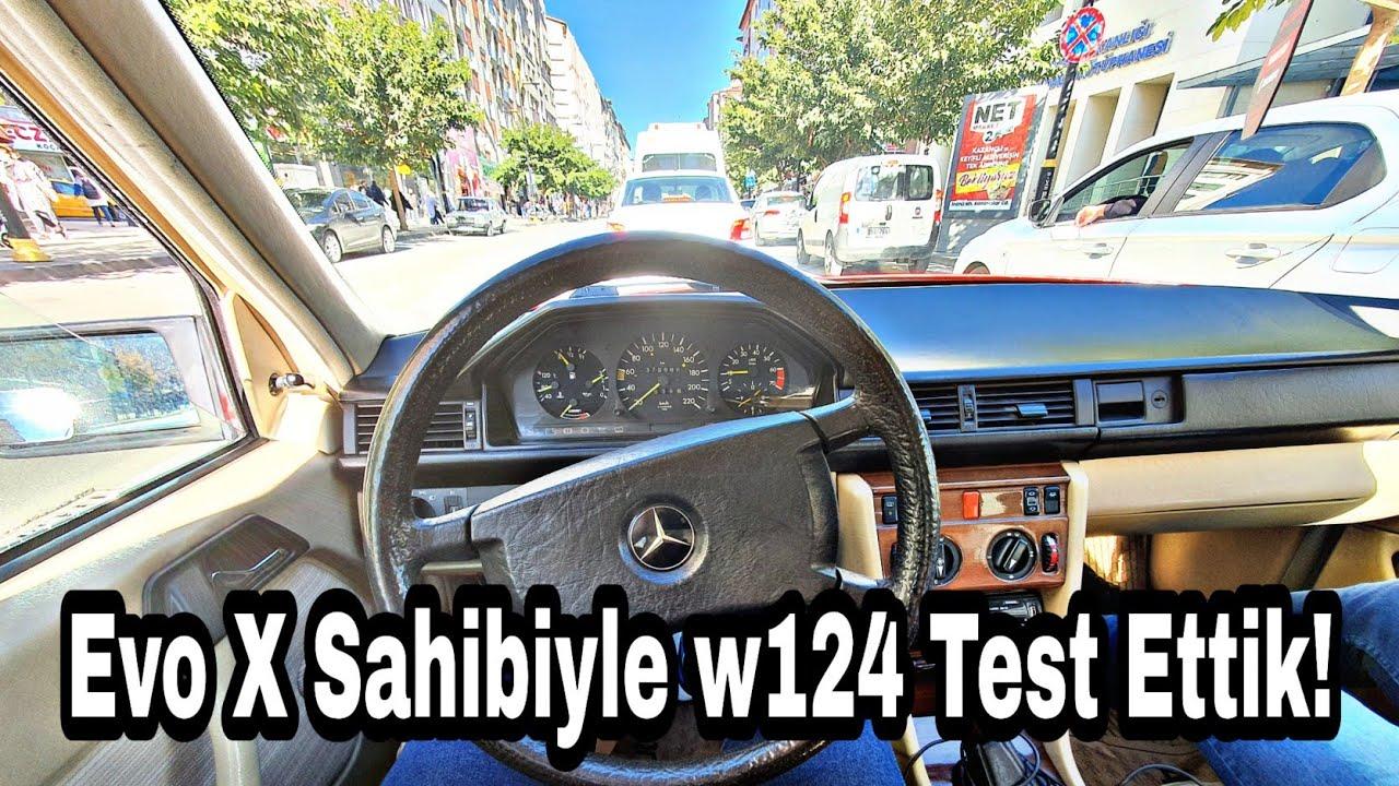 Paranin Alabileceği En Güzel Araba | Mercedes-Benz | w124 | 230E | Otomobil Günlüklerim