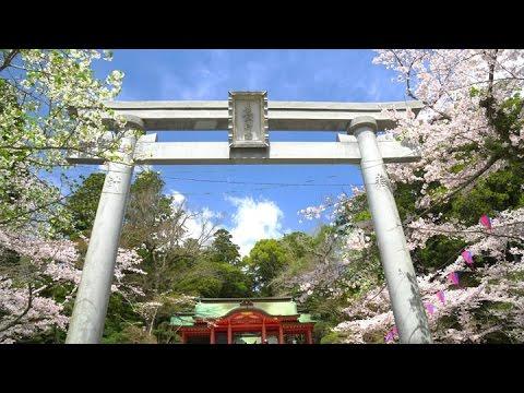 5倍速で回る香取神宮 Japan Katori Jingu Shrine