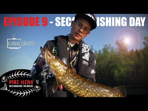 PIKE HERO 2017 - Episode 9 - Second Fishing Day (English, German & French subtitles)