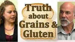 Truth About Grains, Clinical Nutrition: Whole Grain Bread, Gluten Free & Celiac | Truth Talks