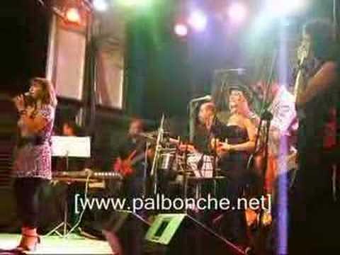 Milly Quezada en Tribeca Lounge www.palbonche.net