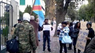 marche des congolais a chypre 2