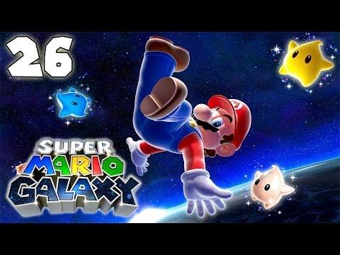Let's Play Super Mario Galaxy Part 26 - Purple Coin Craze