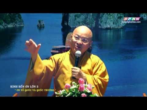 Kinh bốn ân lớn 2: Ơn tổ quốc và quốc trưởng (18/09/2013)