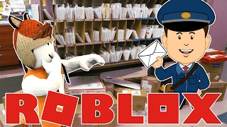 KIDNAPPED BY THE MAIL MAN - Roblox Escape the Evil Mail Man