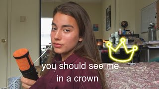 you should see me in a crown - Billie Eilish (Cover)