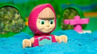 Новые мультики с игрушками компании PlayBIG Bloxx - Обида! Детские видео.