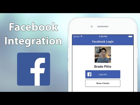 iOS Swift: How to integrate the Facebook Login SDK and getti