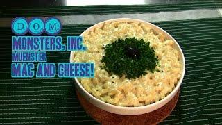 Monsters Inc Mac & Cheese Recipe