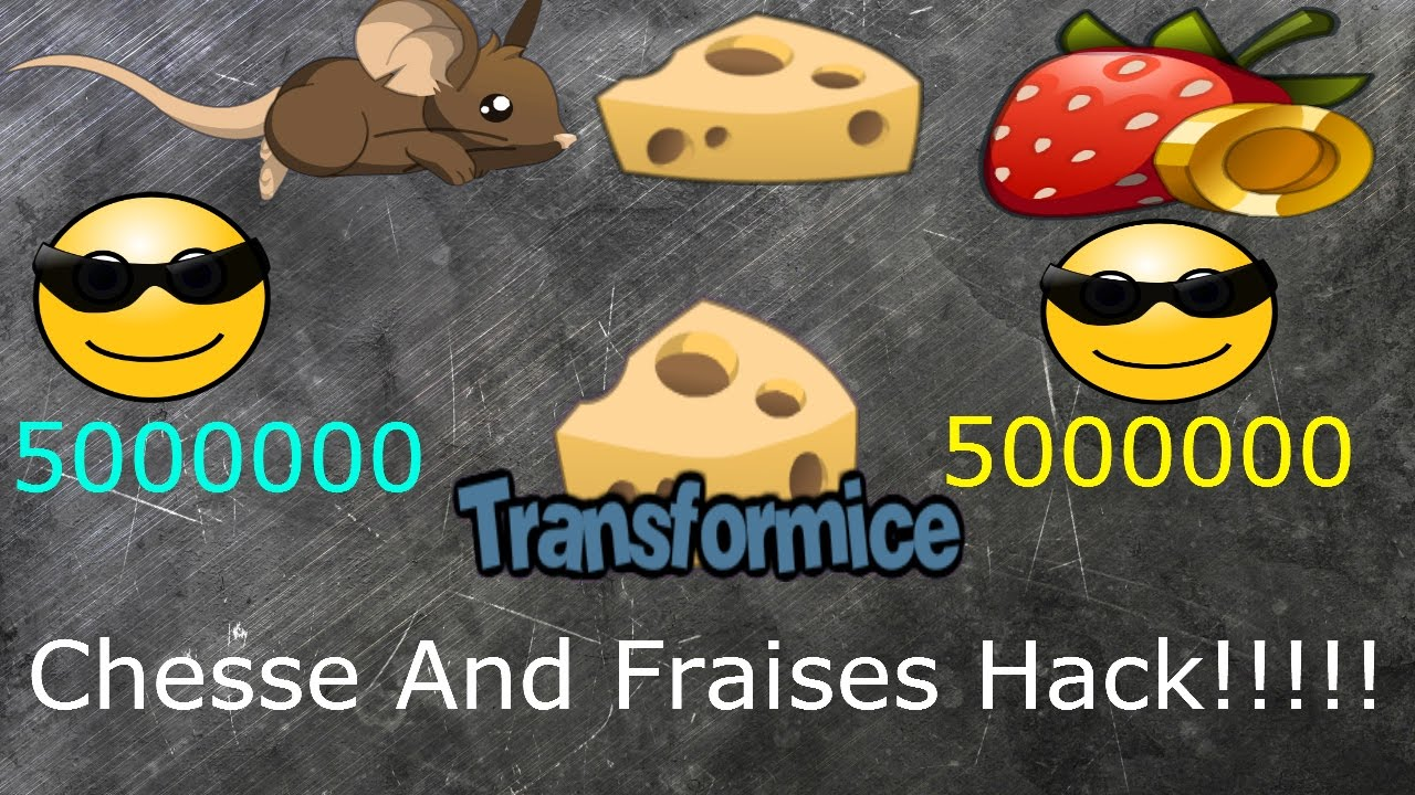 transformice cheese and fraises hack free download | Lift For The 22