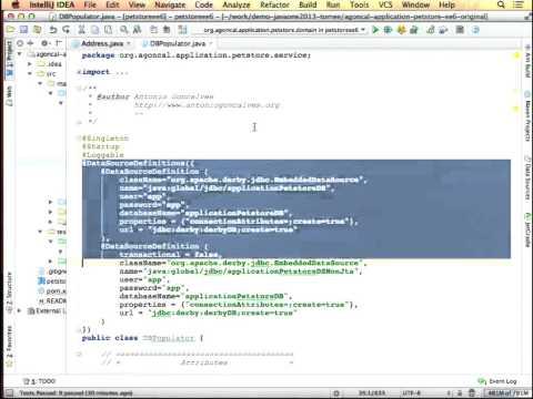 Apache TomEE, Java EE Web Profile, And More On Tomcat