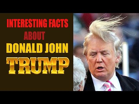 15 Most Interesting Facts About Donald Trump You Probably Don't Know |