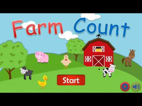 Farm Count - Learn Your Numbers - iPad and iPhone