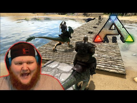 Ark: Survival Evolved | Part 10 | FRIENDSHIP BRIDGE