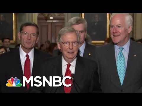GOP Follows String Of Failures With Tax Plan | Rachel Maddow | MSNBC