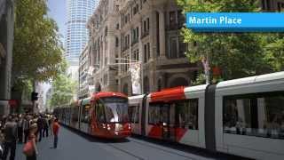 CBD and South East Light Rail flythrough