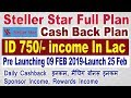 New Mlm Plan Launch Today, Steller Star Full Business Plan, Launching 25 Feb 2019, Mlm Review