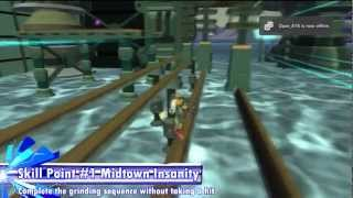 Ratchet & Clank 2 (HD) - All Platinum Bolts & Skill Points (Damosel)