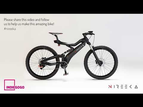 Nireeka electric bike: good-looking, affordable and smart