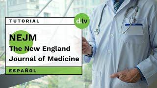 DOTLIB - The New England Journal of Medicine (Español) - Tutorial