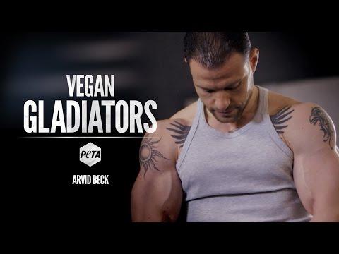 vegan gladiators karl ess peta doovi. Black Bedroom Furniture Sets. Home Design Ideas