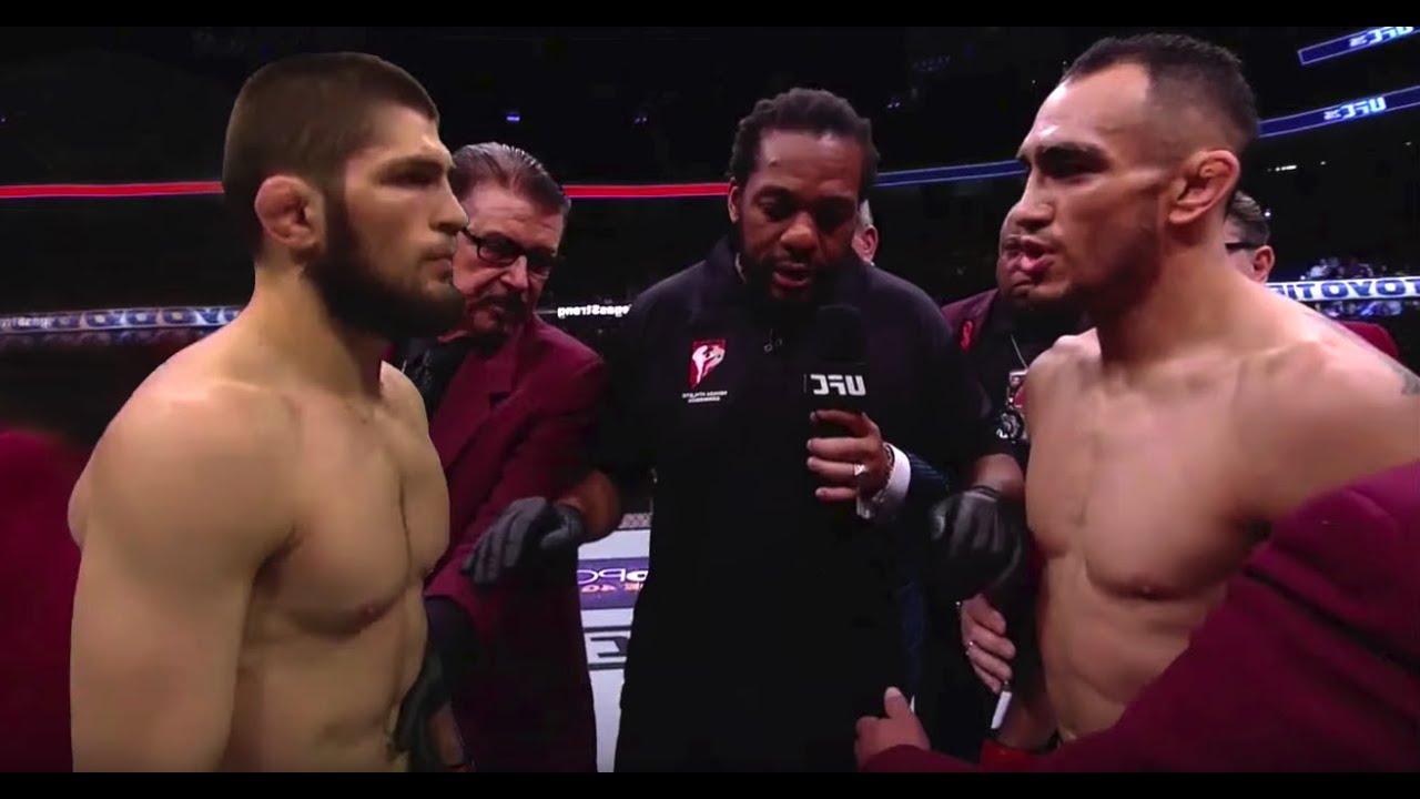UFC 252: Khabib Nurmagomedov vs Tony Ferguson