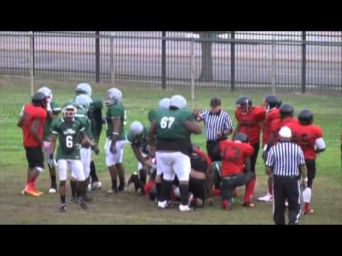 Cypress Gators vs North Houston Wolves (full game)