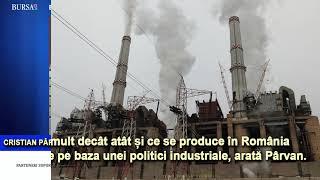"""""""România nu a dat deloc importanţă, în ultimii 30 de ani, producţiei de bunuri locale"""""""