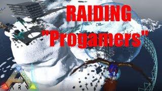 "Ark Unofficial PvP|RAIDING ""PROGAMERS"" on 10/10!|SpeedPvP|LegendPvP|Metti"