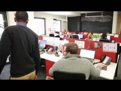 "Ogilvy Public Relations JHB :: ""The Office"""