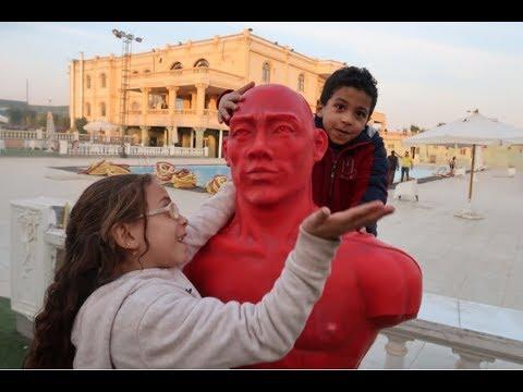 #ملكه وعبدالله ضربو الدمية ضرب جامد ومريم خافت!!
