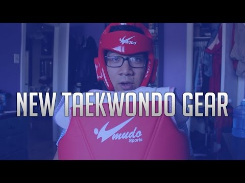 New Tae Kwon Do Gear + Shoes Unboxing
