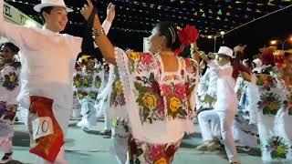 Jarana homenaje a chumayel 1 jarana del concurso 2018