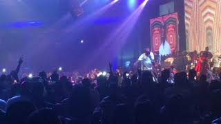 notjustok tv wizkid and 2baba perform african queen together at wizkidtheconcert