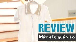Review máy sấy quần áo - Kim The Cook