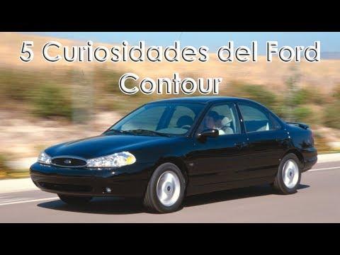 5 Datos Curiosos Del Ford Contour