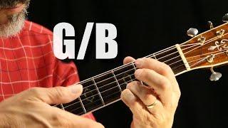 g/b chord - guitar lesson
