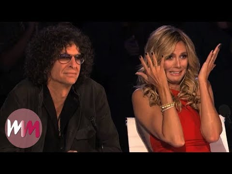 Top 10 Most Entertaining Auditions on America's Got Talent