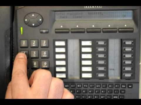 alcatel pcx office 4035 date and time change youtube rh youtube com alcatel 4035-ip phone manual alcatel 4035-ip phone manual