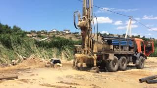 видео бурение скважин Симферополь