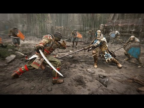 How Ubisoft is Mastering Melee Combat with For Honor