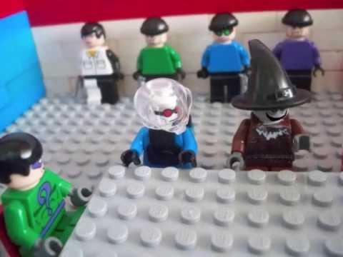 LEGO Batman: Heroes VS Villains