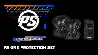 Powerslide One basic protection set adults - Powerslide Speaking Specs