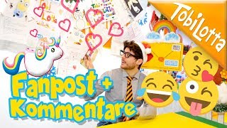 FanPost + Kommentare lesen   TobiLotta Spezial Video   Kinderkanal   Kindervideos148