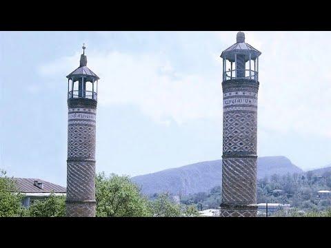 Азербайджан начал мощнейший штурм города Шуша в Нагорном Карабахе