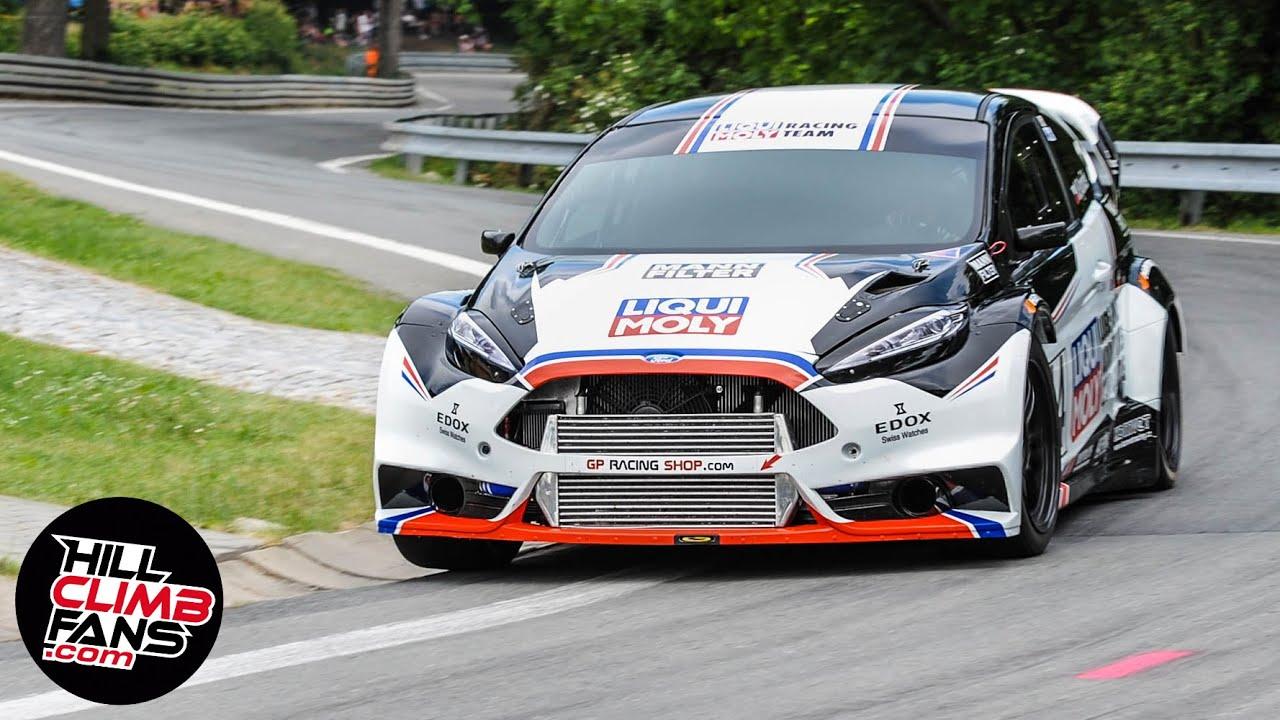 Rally Car Racing >> Ford Fiesta WRC - Marek Rybnicek | Sternberk 2016