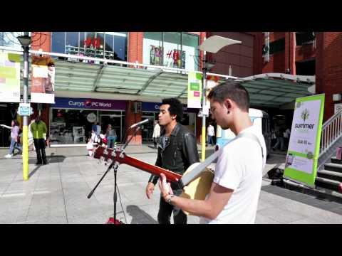 Ealing Broadway BID Live Music ft. Rufio Summers